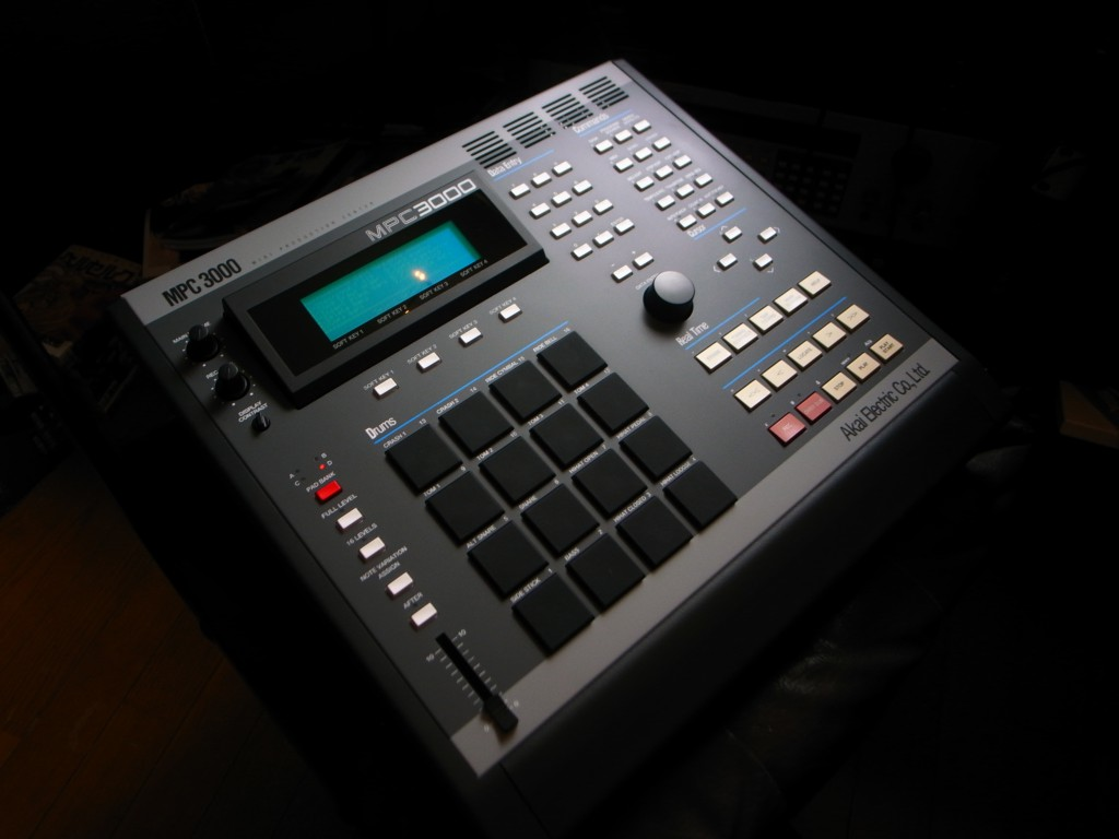 mpc3000 sp custom