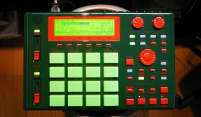 Dr.illman MPC1000 custom by ghostinmpc