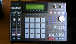 MPC2500 LE classic custom by ghostinmpc